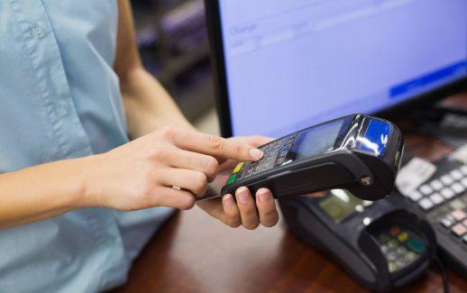 controle de recebimento de cartão de crédito